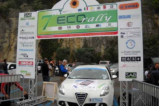 Radio: Ecorally